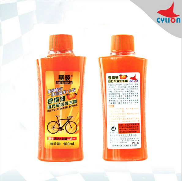 100ML Bike Wash and Wax